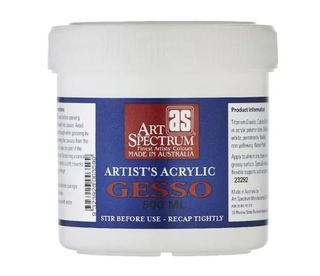ART SPECTRUM ARTISTS GESSO 500ML