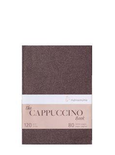 HAHN CAPPUCINO BOOK 120G A5