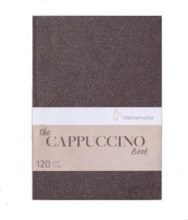 HAHN CAPPUCINO BOOK 120G A4