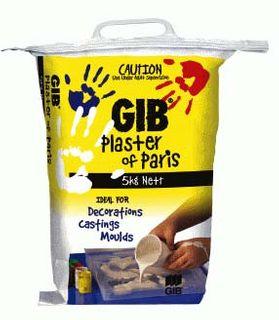 PLASTER OF PARIS 5KG
