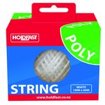 HOLDFAST POLY STRING 1MM X 60M WHITE