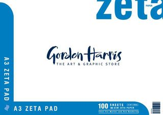 ZETA LAYOUT MARKER PAD 80G 100 SHEET A3