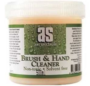 ART SPECTRUM HAND & BRUSH CLEANER 500ML