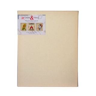 FREDRIX NATURAL COTTON CANVAS CLEAR PRIMED 16X20