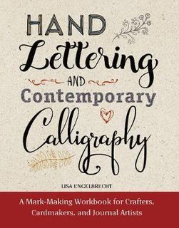 HAND LETTERING CONTEMPORARY CALLIGRAPHY