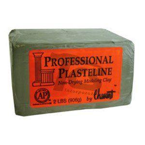 CHAVANT PRO PLASTELINE 906G GREY-GREEN