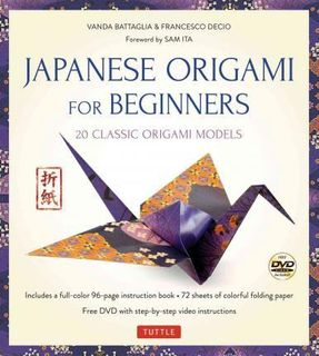 JAPANESE ORIGAMI FOR BEGINNERS BOXED SET