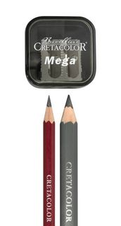 CRETACOLOR MEGA DUO SHARPENER