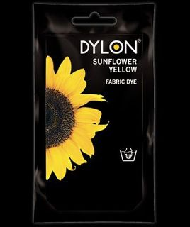 DYLON HAND DYE 50G 05 SUNFLOWER YELLOW