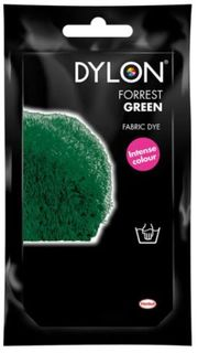 DYLON HAND DYE 50G 09 DARK GREEN