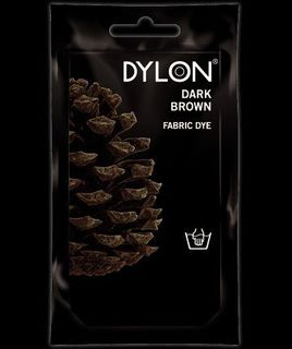 DYLON HAND DYE 50G 11 DARK BROWN