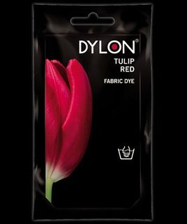 DYLON HAND DYE 50G 36 TULIP RED