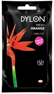 DYLON HAND DYE 50G 55 GOLDFISH ORANGE