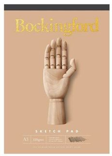 BOCKINGFORD B21 SKETCH PAD 120G A3 60LF