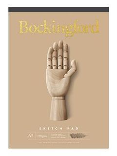 BOCKINGFORD B21 SKETCH PAD 120G A4 60LF