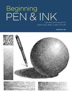 PORTFOLIO: BEGINNING PEN & INK: TIPS AND TECHNIQUE