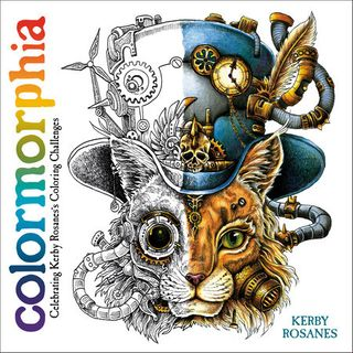 COLORMORPHIA:CELEBRATING KERBY ROSANES 'S COLORING