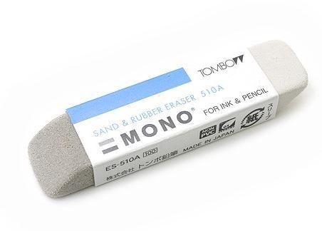 TOMBOW MONO SAND & RUBBER ERASER