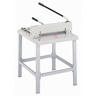 LEDAH 200HD HEAVY DUTY GUILLOTINE +STAND