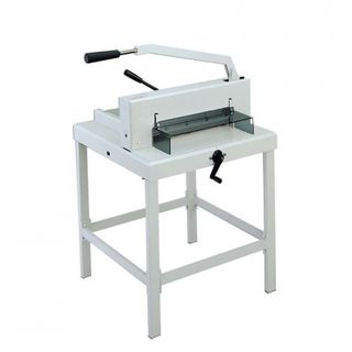 LEDAH 550HD HEAVY DUTY GUILLOTINE +STAND