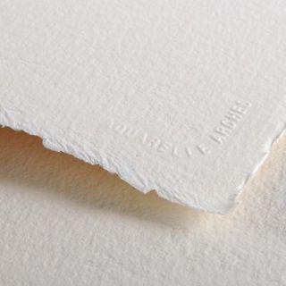 ARCHES WATERCOLOUR PAPER SHEET 300G 56X76 ROUGH