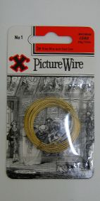 BAYONET PICTURE WIRE 3M #1