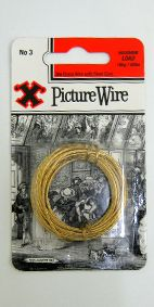 BAYONET PICTURE WIRE 3M #3