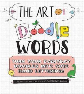 ART OF DOODLE WORDS