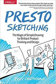 PRESTO SKETCHING MAGIC OF SIMPLE DRAWING