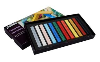 PEBEO HARD PASTELS SET 12