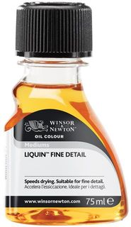 W&N LIQUIN FINE DETAIL 75ML