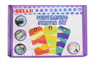 GELLI DIY PRINTMAKING STARTER KIT