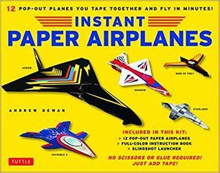 INSTANT AIRPLANES BOX SET