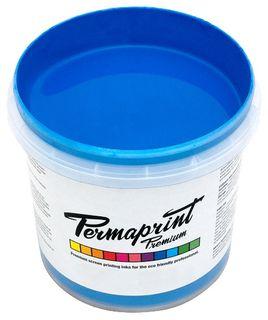 PERMAPRINT PREMIUM 1 LITRE GLOW BLUE