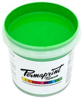 PERMAPRINT PREMIUM 1 LITRE GLOW GREEN