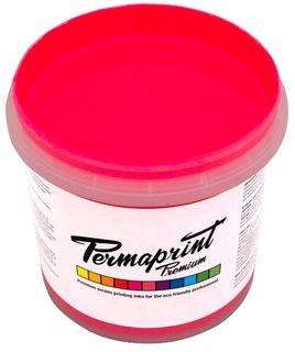 PERMAPRINT PREMIUM 1 LITRE GLOW PINK