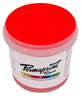 PERMAPRINT PREMIUM 1 LITRE GLOW RED