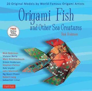 ORIGAMI FISH & SEA CREATURES