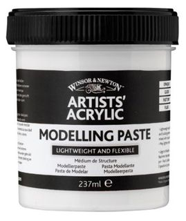 W&N ARTIST ACRYLIC MODELLING PASTE 237ML