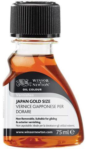 W&N JAPAN GOLD SIZE 75ML