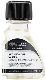 W&N ARTISTS GLOSS VARNISH 75ML