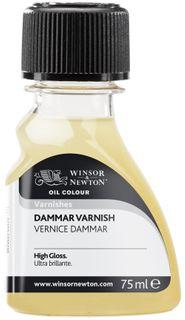 W&N DAMMAR VARNISH 75ML