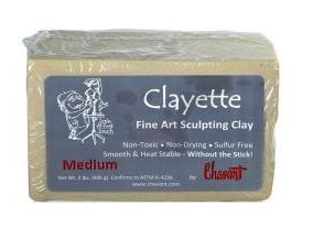 CHAVANT CLAYETTE MEDIUM 906G