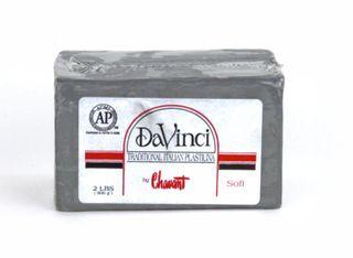 CHAVANT DAVINCI PLASTELINE SOFT 906G GRY