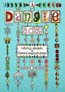 DANGLE A DAY LETTERING ALPHABETS