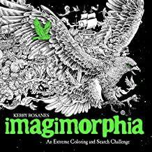 IMAGIMORPHIA AN EXTREME COLORING