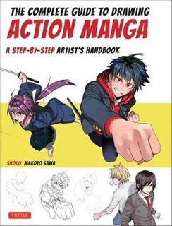 COMPLETE GUIDE DRAWING ACTION MANGA
