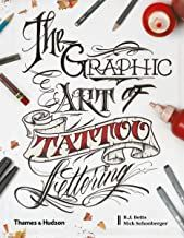 GRAPHIC ART OF TATTOO LETTERING