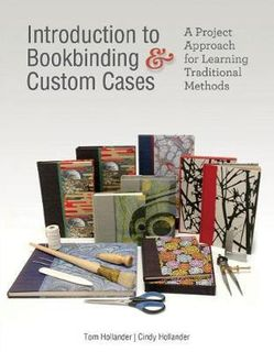 INTRO BOOKBINDING AND CUSTOM CASES