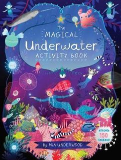 MAGICAL UNDER SEA ACTIVITY BOOK